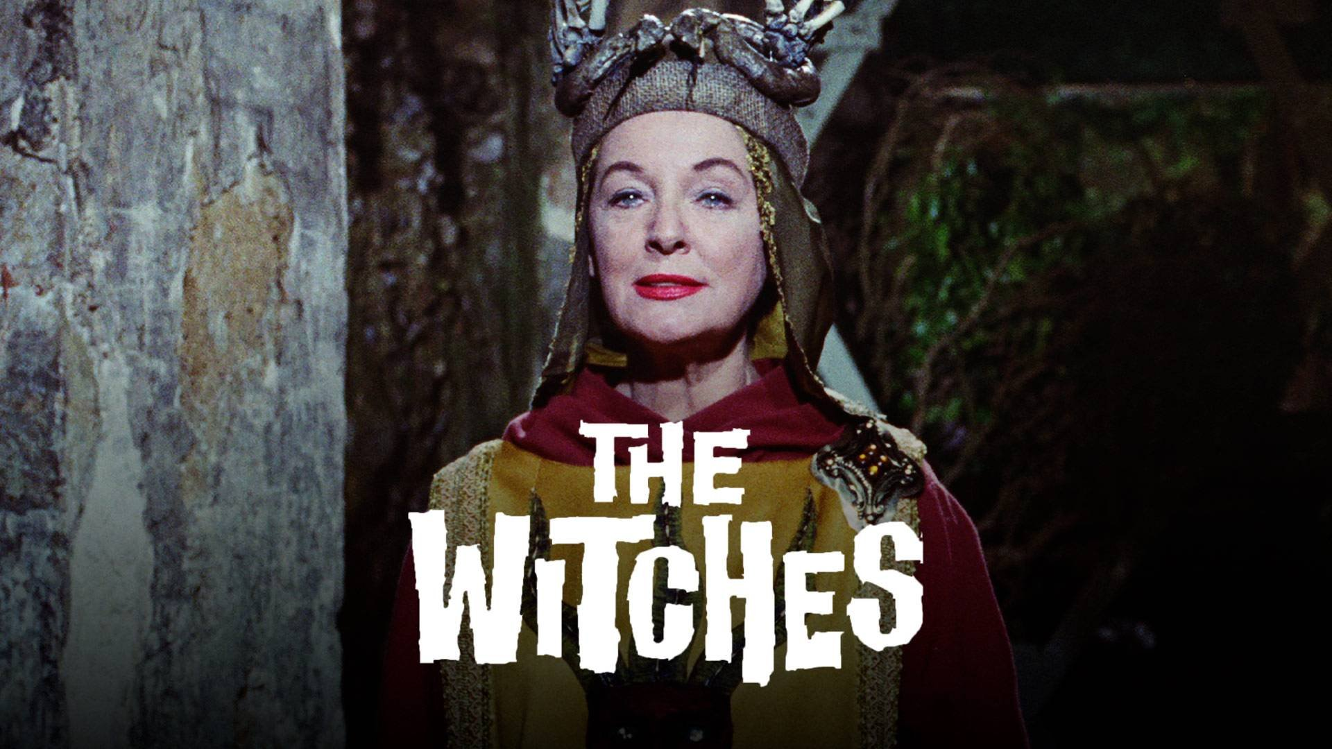 The Witches on BritBox UK