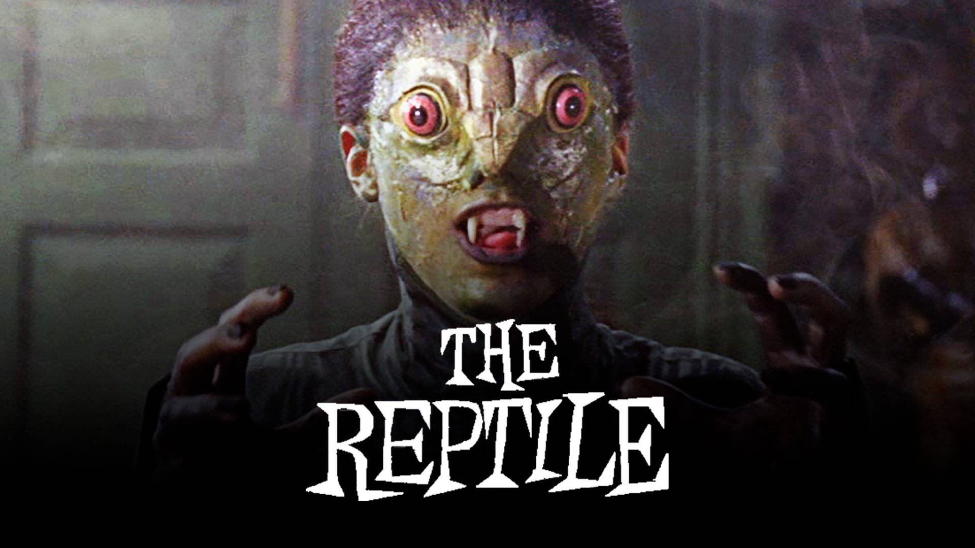 The Reptile on BritBox UK