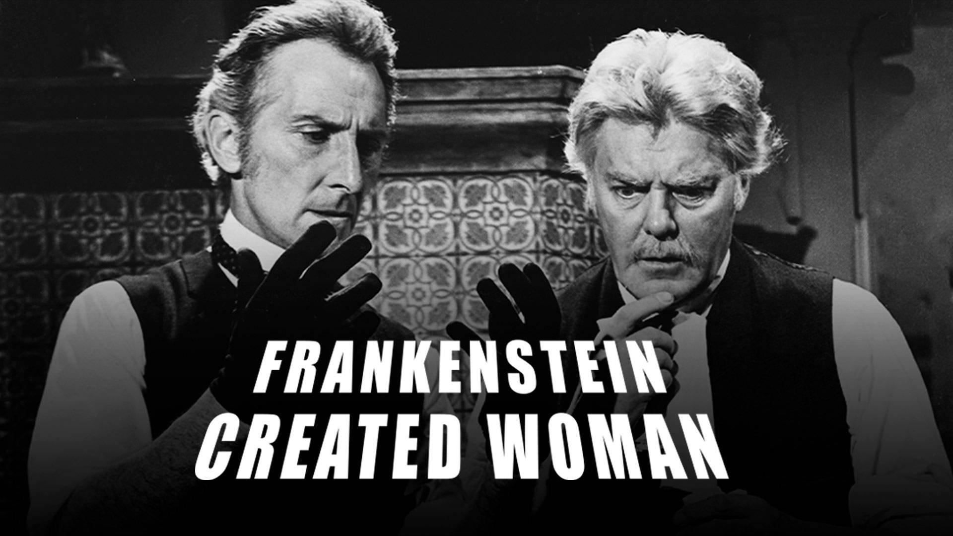 Frankenstein Created Woman on BritBox UK