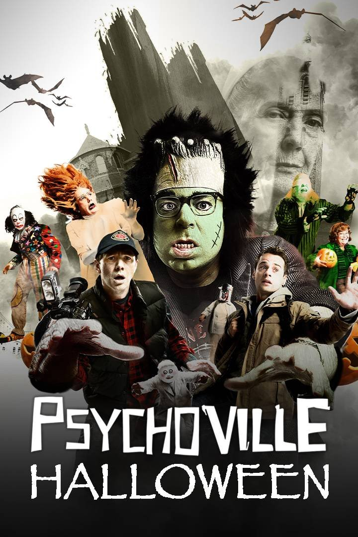 Psychoville Halloween Special 2010 on BritBox UK