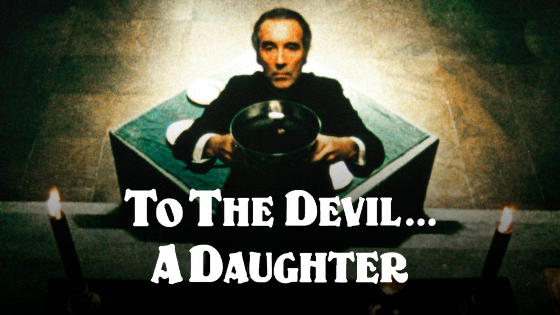 To The Devil a Daughter on BritBox UK